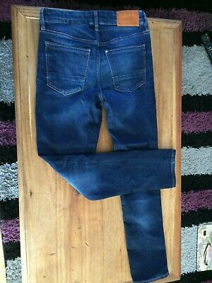 & denim slim fit jeans size age 12-13years