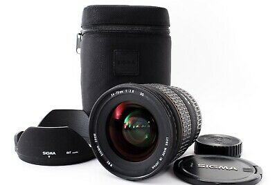 SIGMA AF 24-70mm f/2.8 EX DG Lens SONY/MINOLTA A Mount [Excellet+++] from Japan