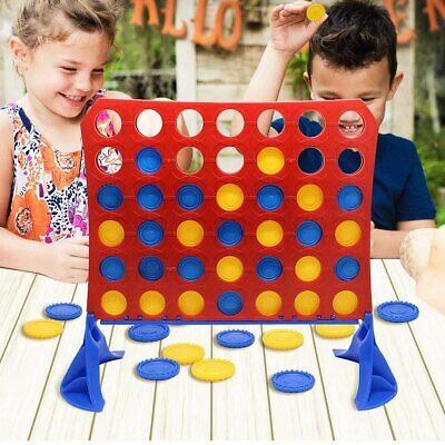 Connect 4 Classic Grid Board Game by HASBRO Family Kids Games UK
