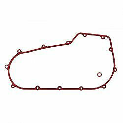 James Primary Cover Gasket Paper with Silicone Bead 07-17 Softail & 06-17 Dyna