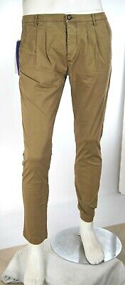 Jeans Uomo Pantaloni PMDS by MAMUUT Made in Italy D658 Tg da 29 a 38