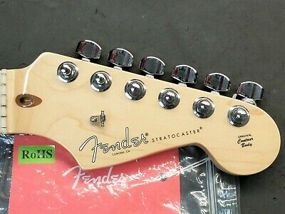2017 Fender USA Professional Strat Maple NECK w/ TUNERS American Electric Guitar