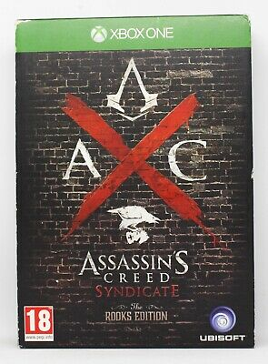 Assassins Creed Syndicate The Rooks Edition - Xbox One Xboxone - Pal España