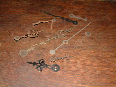 VINTAGE JOB LOT of JEWELLERS WATCHMAKERS FINGERS / HANDS FOR CLOCKS