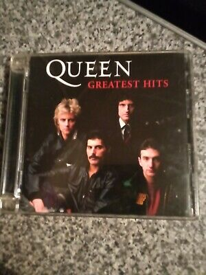 Queens greatest hits cd