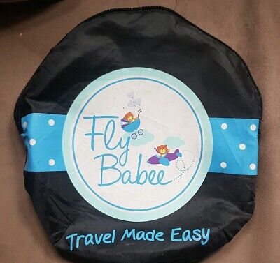 Fly Babee  airline bassinet and stroller cover sleep easy cover
