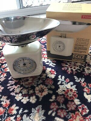 Typhoon Vintage Kitchen Traditional Scale