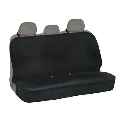 Waterproof Neoprene Full Rear Bench Seat Cover For Car Suv Truck - Quick Install