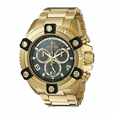 Invicta  Reserve 0340  Stainless Steel Chronograph  Watch