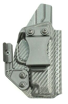 Fits Sig P365 XL IWB Holster, Hyde Arms Appendix AIWB Made in USA kydex holster