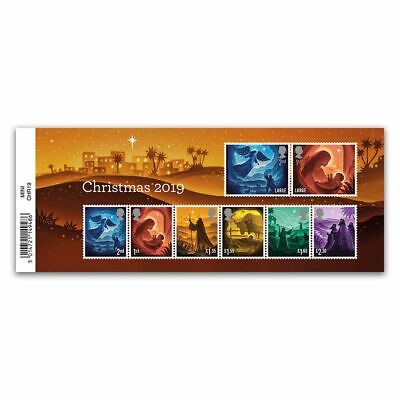 GB 2019 Commemorative Stamps~Christmas~M/S~Unmounted Mint Set~ UK