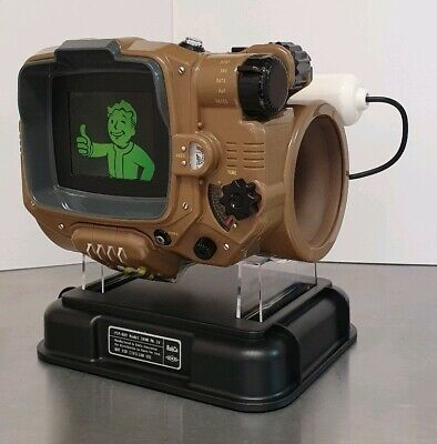 FALLOUT PIP BOY unused, prop, cosplay Fancydress, costume,