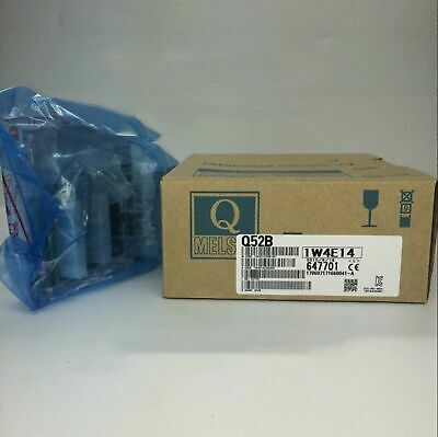 1PC Mitsubishi Q52B PLC substrate New IN BOX One year warranty