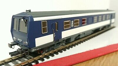Train Model L/'AUTORAIL BAUDET-DONON-ROUSSEL 1934 Atlas  1//87 033