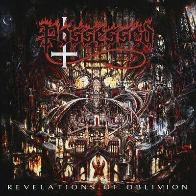 Possessed - Revelations of Oblivion [New CD] Explicit