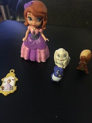 Sofia The First Animal Friends Playset Complete