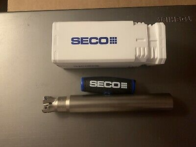 Seco Indexable Insert Turbo Mill