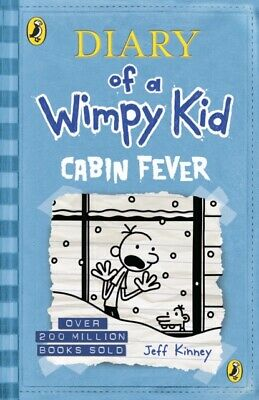 Cabin Fever (Diary of a Wimpy Kid book 6) (Paperback), Kinney, Jeff