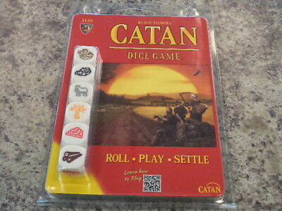 Catan the Dice Game - Board Game New Mayfair Settlers of &