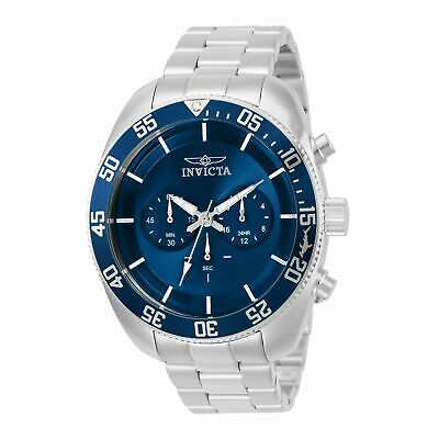 Watch Invicta 30055 Pro Diver mens 48 Stainless steel