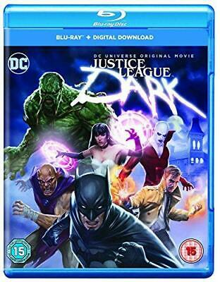 Justice League Dark [Blu-ray + Digital Download] [2016], Very Good DVD, Roger R.