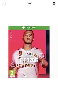 xbox one fifa 20 game