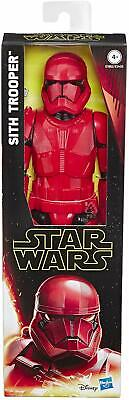 Star Wars Hero Series: The Rise Of Skywalker Sith Trooper 12 Inch Action Figure