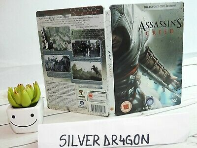 Assassins Creed 1 Altair Steelbook G1 Steelcase Directors Cut Edition PC game