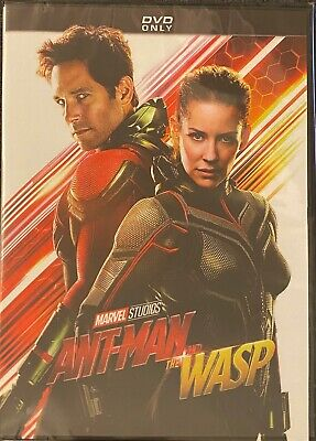 Ant-Man and the Wasp (Marvel Studios) DVD - Brand New / Free Shipping