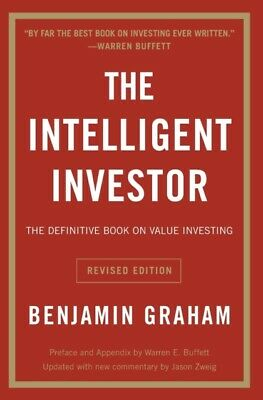 Intelligent Investor: The Definitive Book on Value Investing - A ...