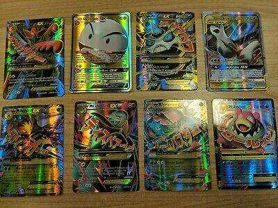 Unofficial ultra Rare Pokemon cards bundle x8 **BAND NEW **