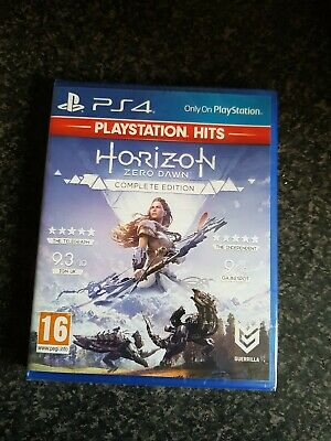 Horizon Zero Dawn Complete Edition PlayStation 4 Ps4 Brand New Sealed