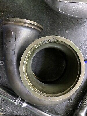 Tial Gt35 Gtx35 .63 Exhaust Housing V Band