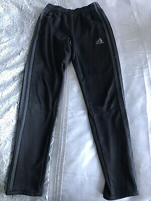 Boys ADIDAS Joggers Tracksuit Bottoms Aged 11-12 (x2)