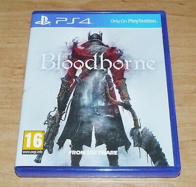 Bloodborne Game for Sony PS4 Playstation 4