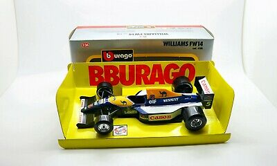 Pacific Grand Prix undici # 1 1:24 BBURAGO 6118