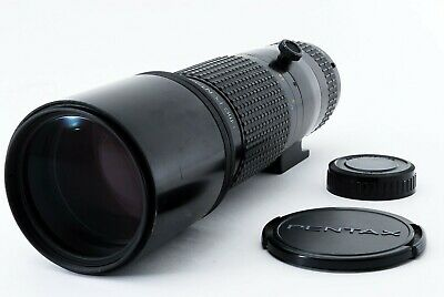 【Exc+5】 Pentax SMC Pentax-A 400mm f5.6 MF Lens for K Mount From Japan 90