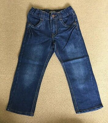 "Pumpkin Patch Boys Jeans Age 4 106cm/42"" BNWOT"