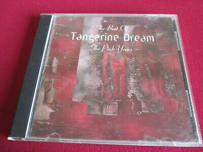 The Best Of Tangerine Dream: The Pink Years - Cd