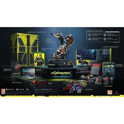 Preordine 17 settembre 2020 - CYBERPUNK 2077 COLLECTOR'S EDITION Xbox One