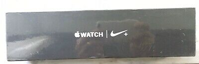 Brand New in Box Apple Watch Series 4 Nike+ 40 mm Silver Cellular