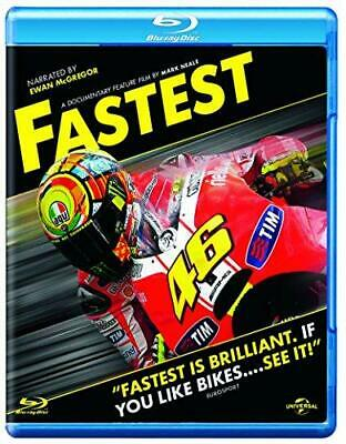 Fastest [Blu-ray] [2011], Very Good DVD, Colin Edwards,Marco Simoncelli,Casey St