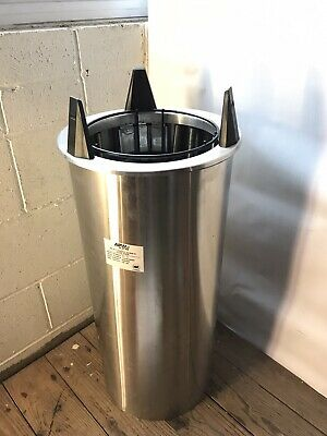 APW Wyott Lowerator SL-10 L-10 Drop In Dish Dispenser