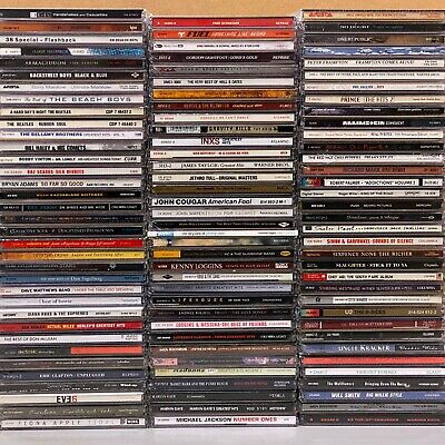 CD You CHOOSE 60s 70s 80s 90s Classic Rock  Pick Your Choice BUY More SAVE a Lot