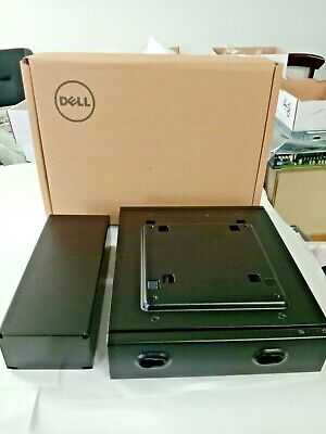 Dell Ersatzteil Dual Vesa Mount Stand with Adaptor Box for Micro Chassis Adaptor Box for Micro Chassis Customer Install MNT-DUL-MFF-D9