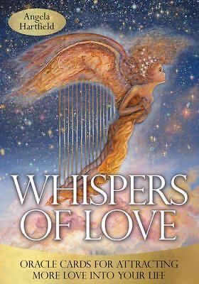 Whispers of Love Oracle: Oracle Cards for attracting More Love into your Life -
