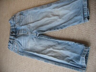 Pair of boys toddler jeans 18mths - 2 years Next
