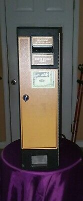 Coffee Inns CM-222 Vending Dollar Bill Coin Machine Changer