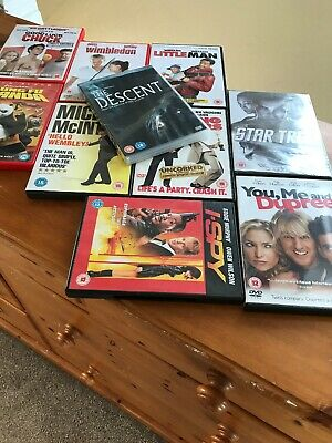 Job Lot Of Used Dvds In Good Condition