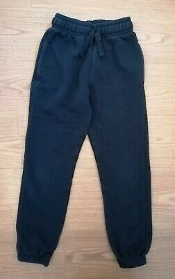 Boys black jogging bottoms for age 6 years from Marks and Spencer